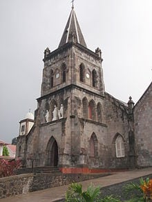 Roseau Cathedral Chapel