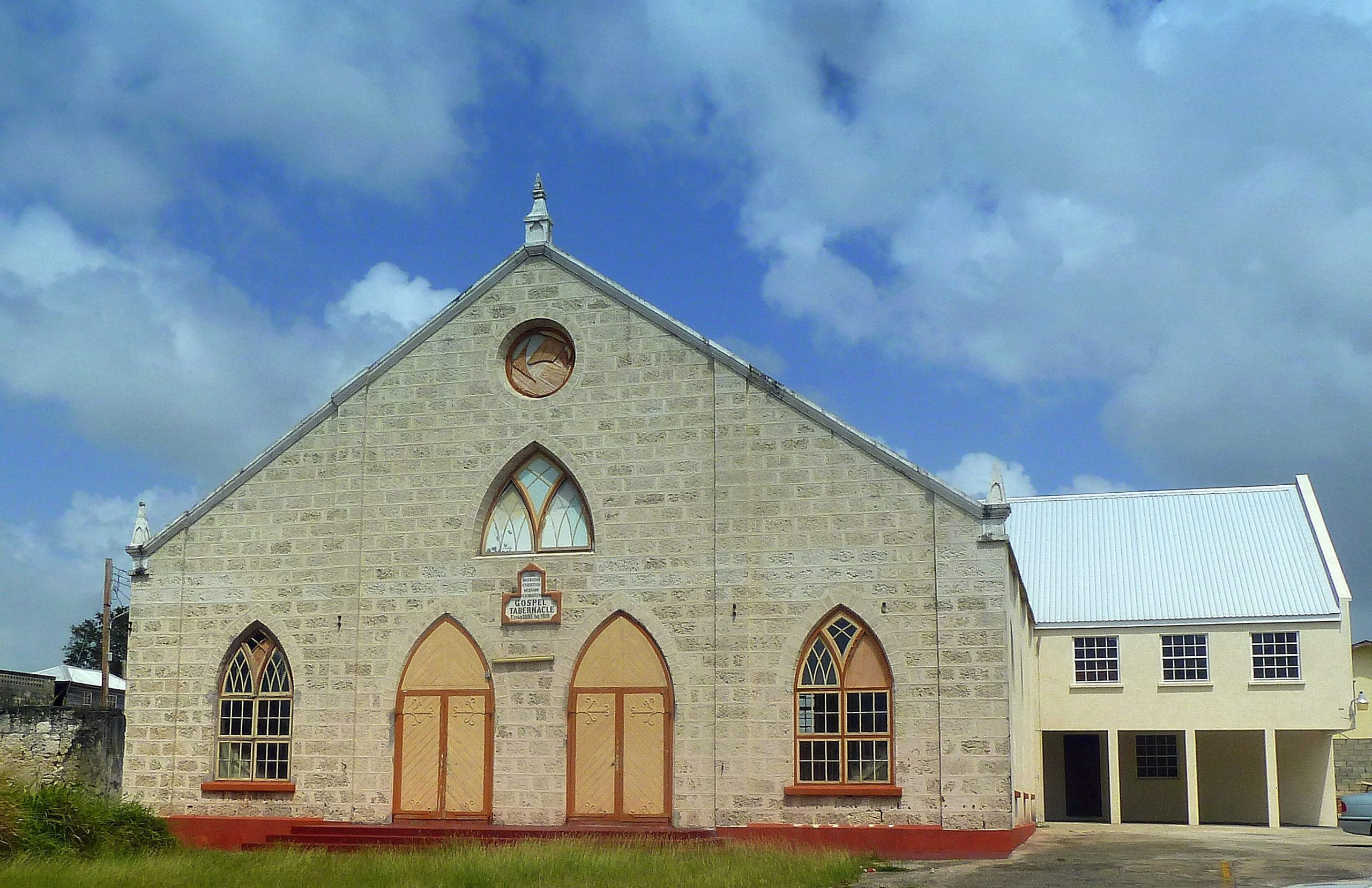 Christian Mission Gospel Tabernacle