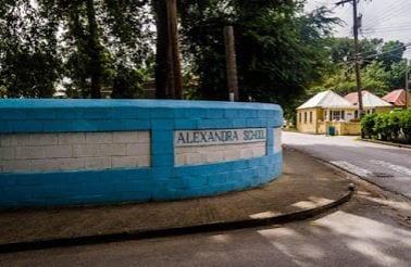 Alexandra School Hall