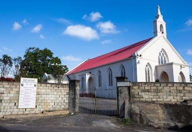 Belmont Methodist Church