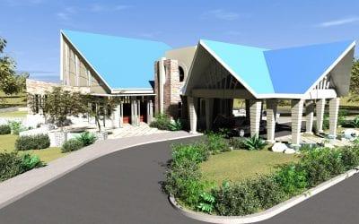 New Mount Pleasant Chapel!