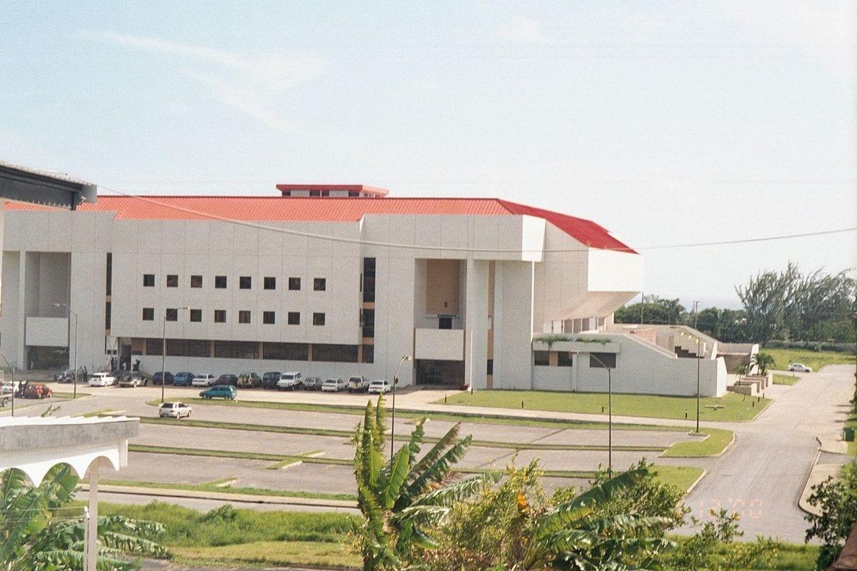 Sir Garfield Sobers Sports Complex